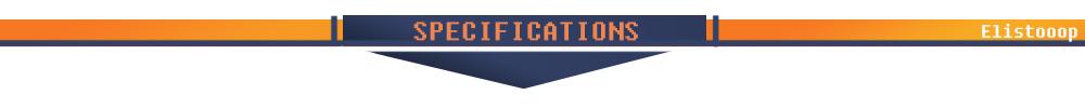 specificationCross Bar1