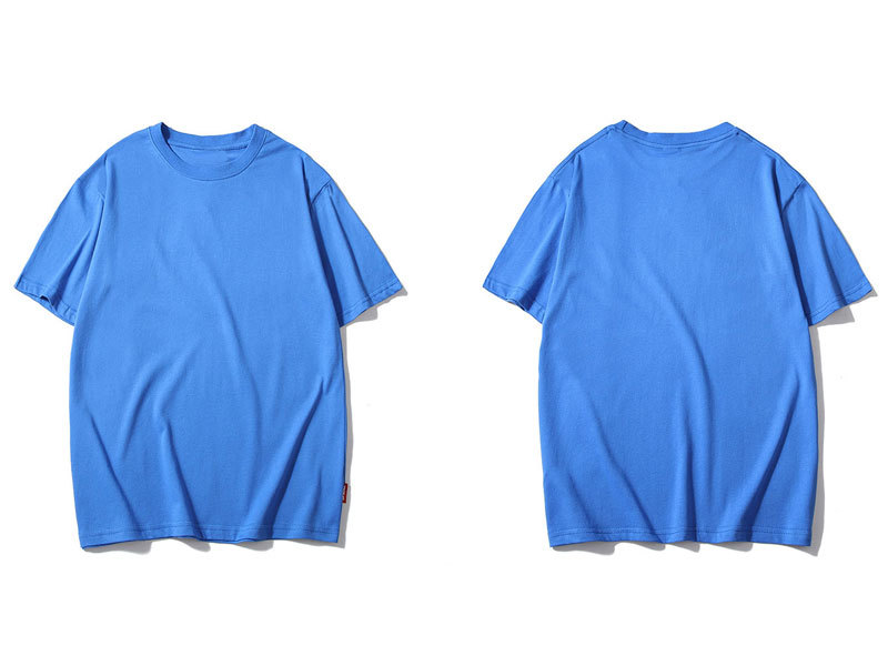 Casual Cotton Solid Tshirts 12