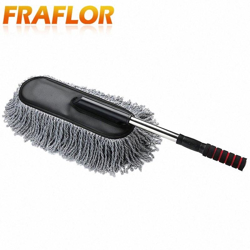 LUCOG Remplacement Microfibre WashableMop Poussi/ère Vadrouille M/énage T/ête De Vadrouille Propre Nettoyage Fournitures Onsale