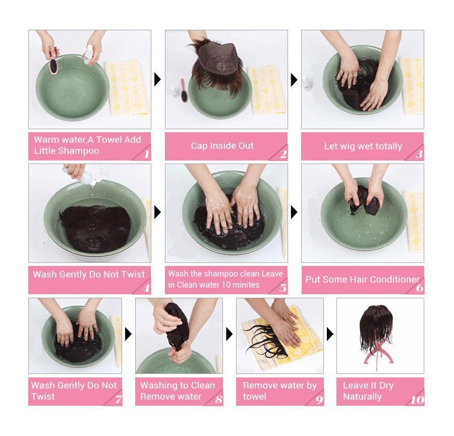 wash wig