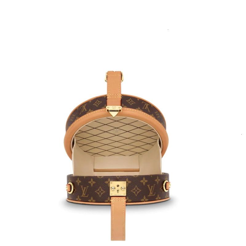 /  show limited edition PETITE BOITE CHAPEAU ladies handbag M43514 (with long shoulder strap)