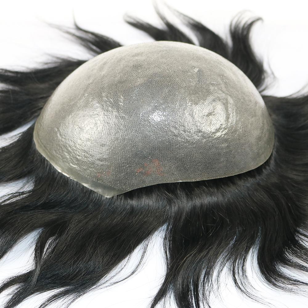 skin toupee wigs