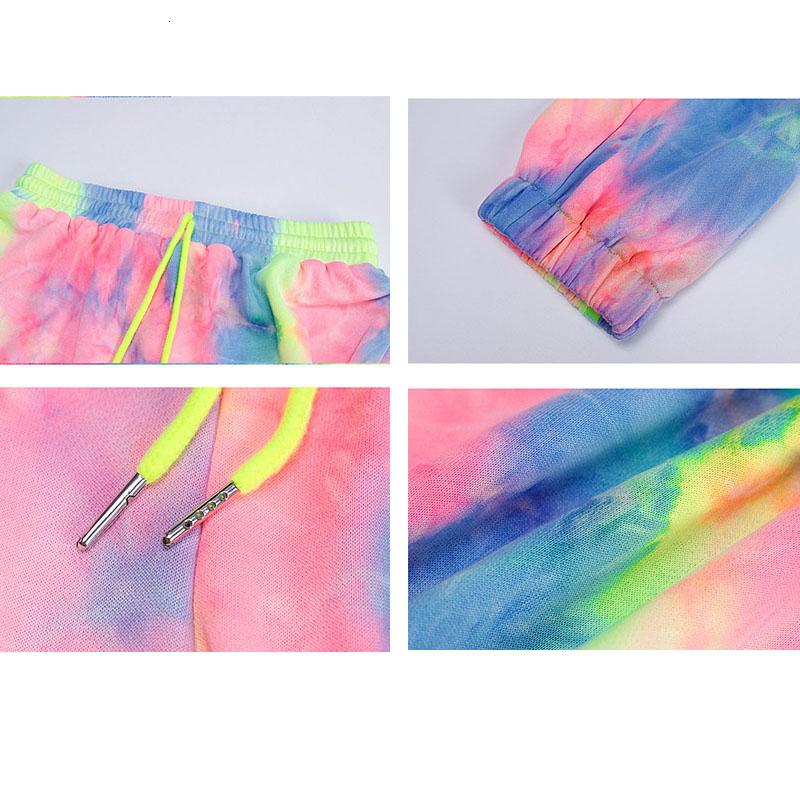 Color-taille-haute-pantalon-femmes-weatpants-Streetwear-mode-pantalon-de-surv-tement-ample-femmes-2019-pantalons