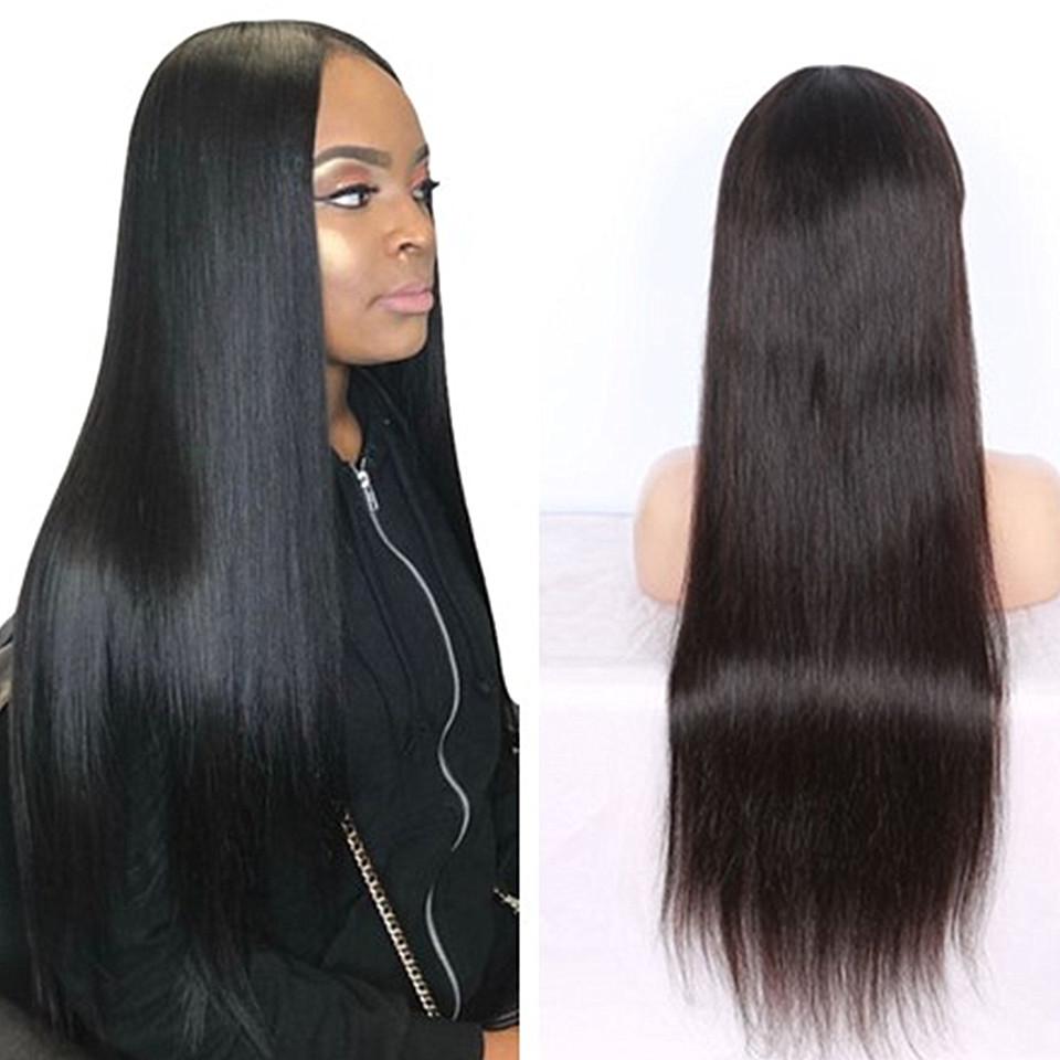 glueless human hair wig