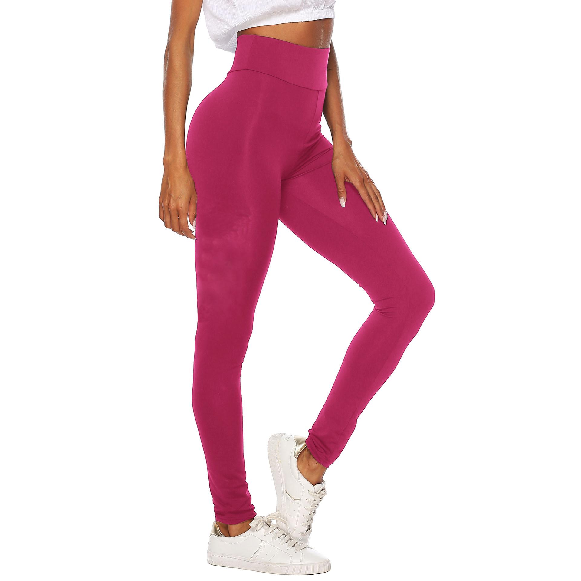 Workout Legging for Women Tummy Control Yoga Leggings 4 Way Stretch FIGESTIN High Waist Yoga Pants with Side Pockets