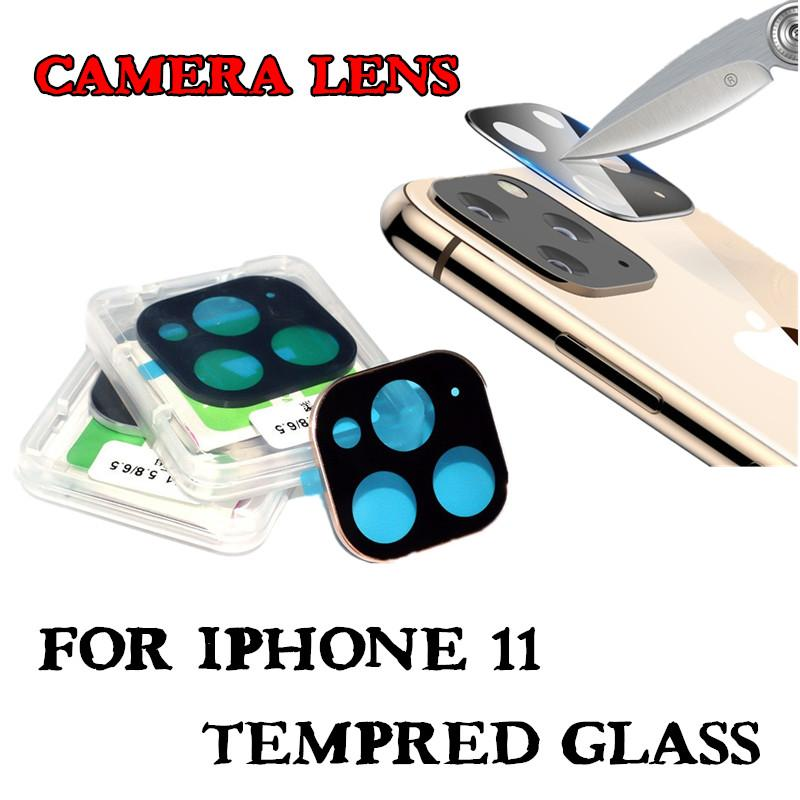 transparent silicone TPU protective case for iphone 2020 pro max 2 Pieces of lens protection film 2 Pieces of tempered glass screen protection film Leathlux iphone 2020 pro max case Blue