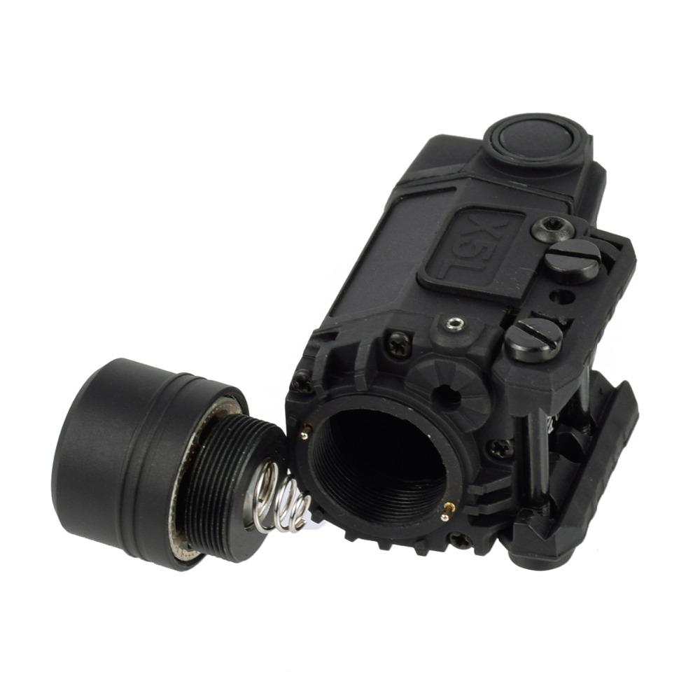 2in1-Tactical-X5L-LED-Flashlight-Combo-Green-Laser-Sight-Universal-Pistol-Gun-Mira-Laser-Pistola-For (2)