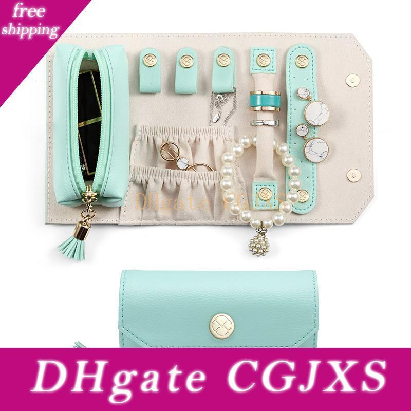 Wholesale Jewelry Travel Bag Buy Cheap In Bulk From China Suppliers With Coupon Dhgate Com