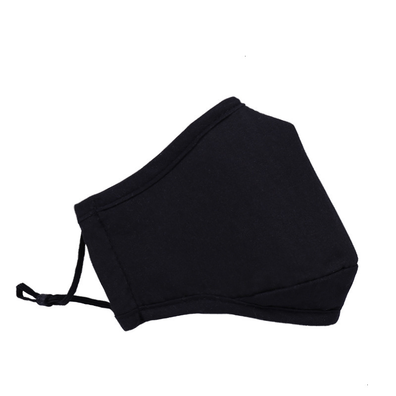 Face Masks Unisex Cotton Face Mask Mouth Mask Anti-Dust Anti Pollution Activated Fabric Face Mask MK09