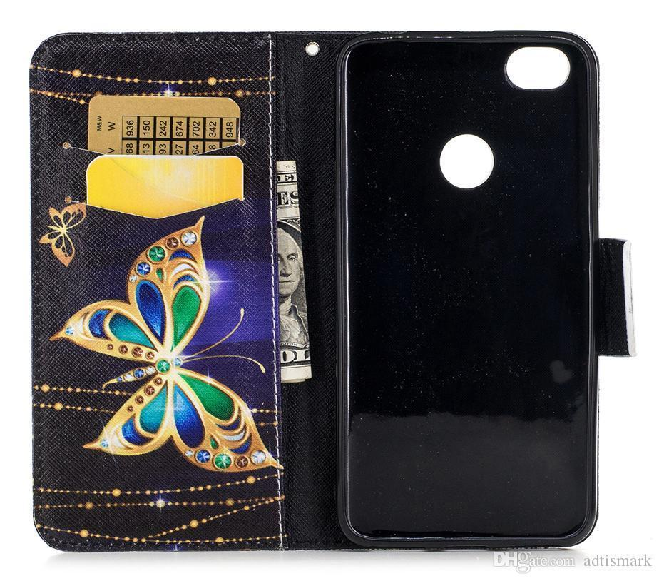 Flip Cover For Xiaomi Redmi Note 5A Case Luxury Leather Newest Patterned For Xiami Xiomi Redmi Note 5A Note5A Case