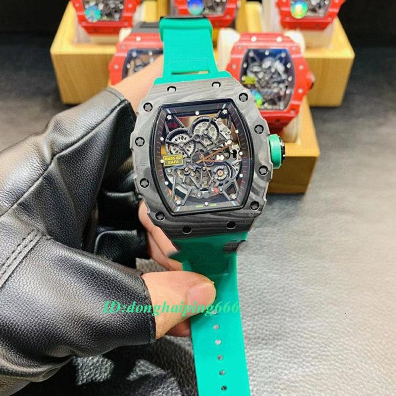 Designer Watcheshigh Version Rm 35 02 Rafael Nadal Skeleton Dial Japan Miyota Automatic Rm35 02 Mens Watch Ntpt Carbon Fibe All The Beyblade Toys Like Beyblades From Couponshave 37 6 Dhgate Com