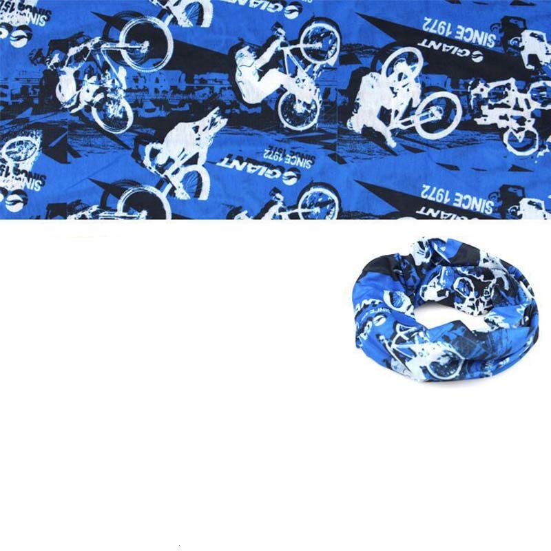 Outdoor Multi Colors Promotion Multifunctional Cycling Seamless Bandana Magic Scarfs Women Men Hot Hair Band Scarf