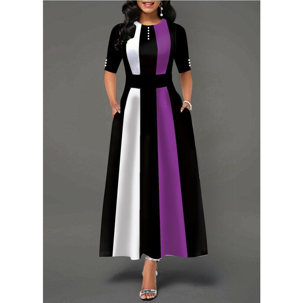 rabatt vintage lange kleider uk | 2020 vintage lange kleider