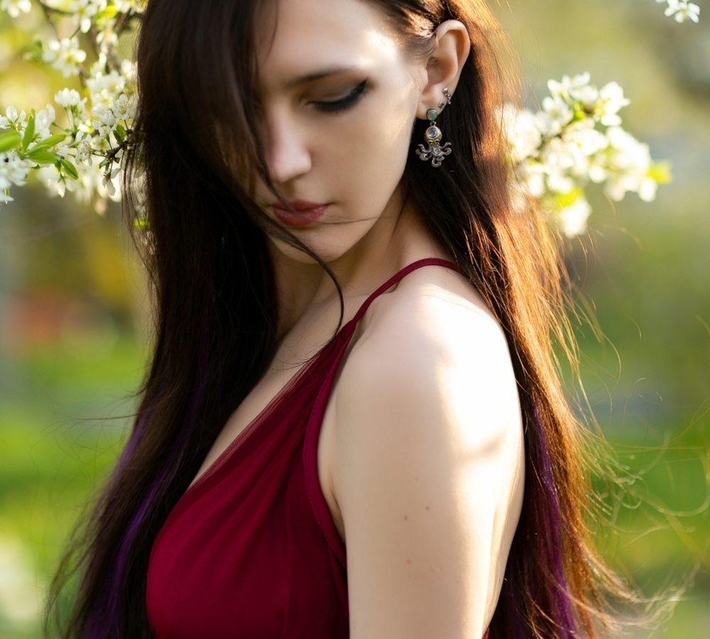 WE3875 octopus earrings women vintage gothic jewelry (4)