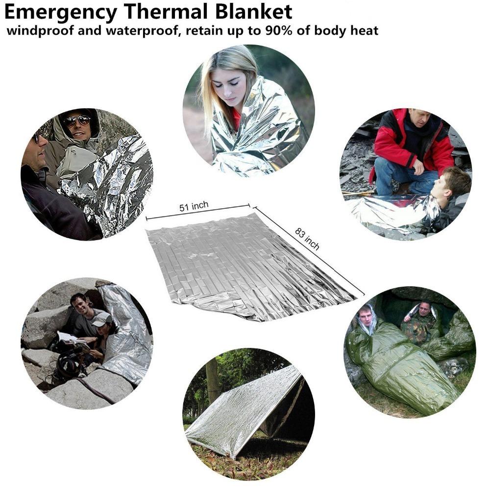 SURVIVAL BLANKET EMERGENCY