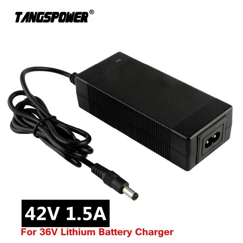 v 2.0 A E-bike batterie chargeur 100-240 V ~ entrée 1.8 A 42
