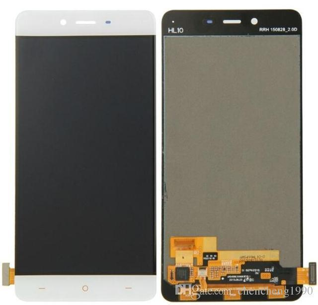 For One Plus X Full New Original LCD Display Touch Screen Digitizer Assembly Parts White Black