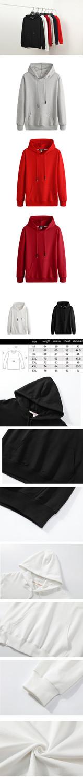 OEM Hoodie Sweatshirt 100% Cotton Long Sleeve Custom Printed Oversize Pullover Hoodies