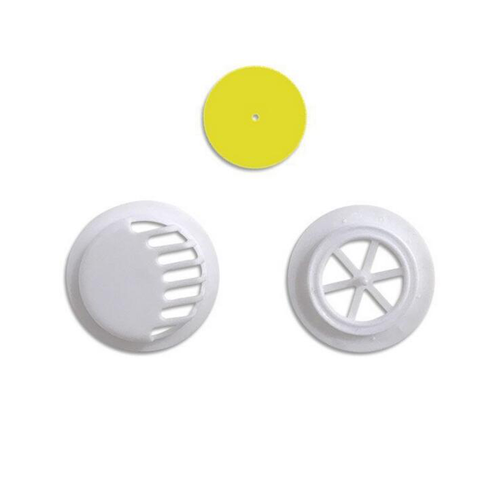 Anti Dust Face Mouth Face Protection Filter Air Breathing DIY Mask Cover Valves Accessories for Kids Adult DIY mask cover valve accessories
