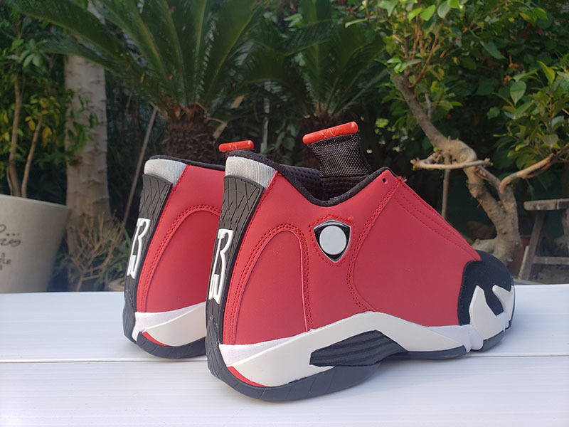 New release 14 Gym Red Black White Men Basketball Shoes Sports Sneakers 14s Leather Men Designer Trainer with box