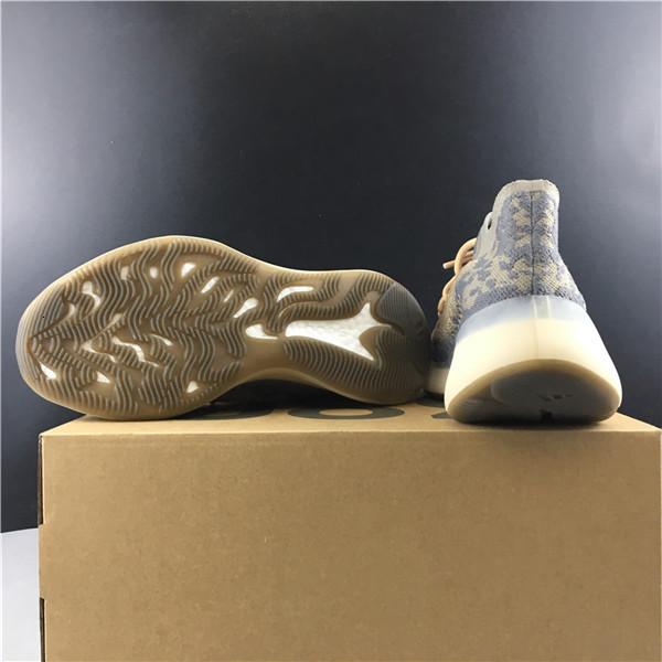 New Release Brand Mist 380 Alien Kanye West Running Shoes 3M Reflective Mens Women Basketball Sport Sneakers