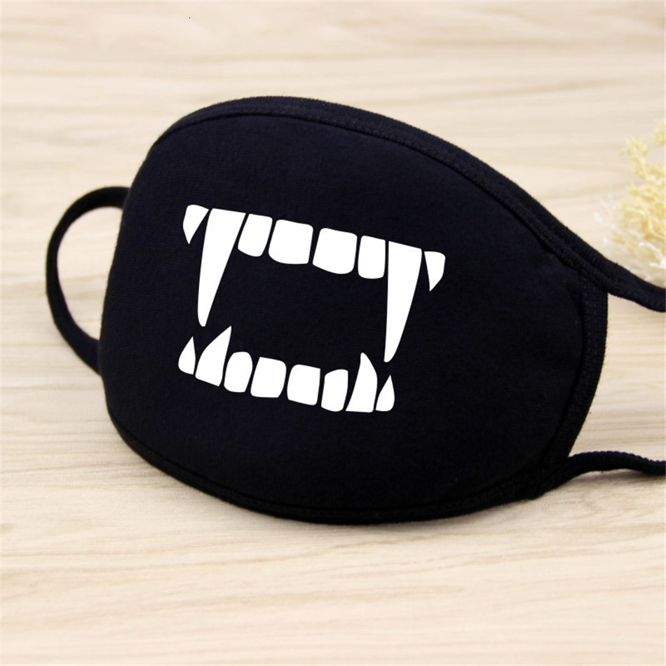Face Mouth Mask Unisex 20 Style Camouflage Mouth-muffle Unisex Respirator Stop Air Pollution Cartoon Lovely Cotton Mask
