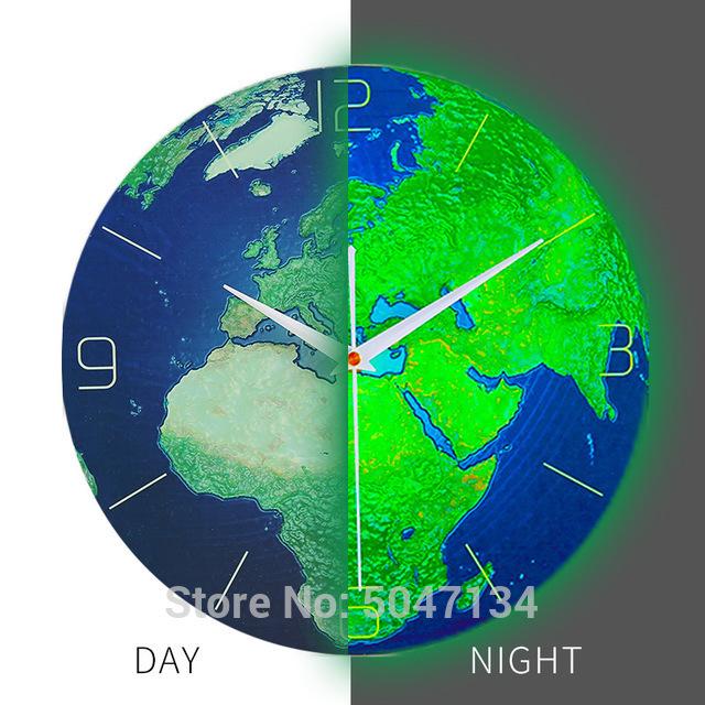 Glow Dark Clock Online Shopping Buy Glow Dark Clock At Dhgate Com