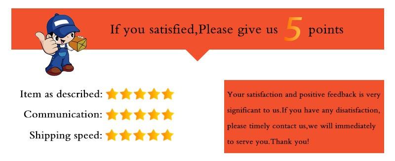 good feedbacks