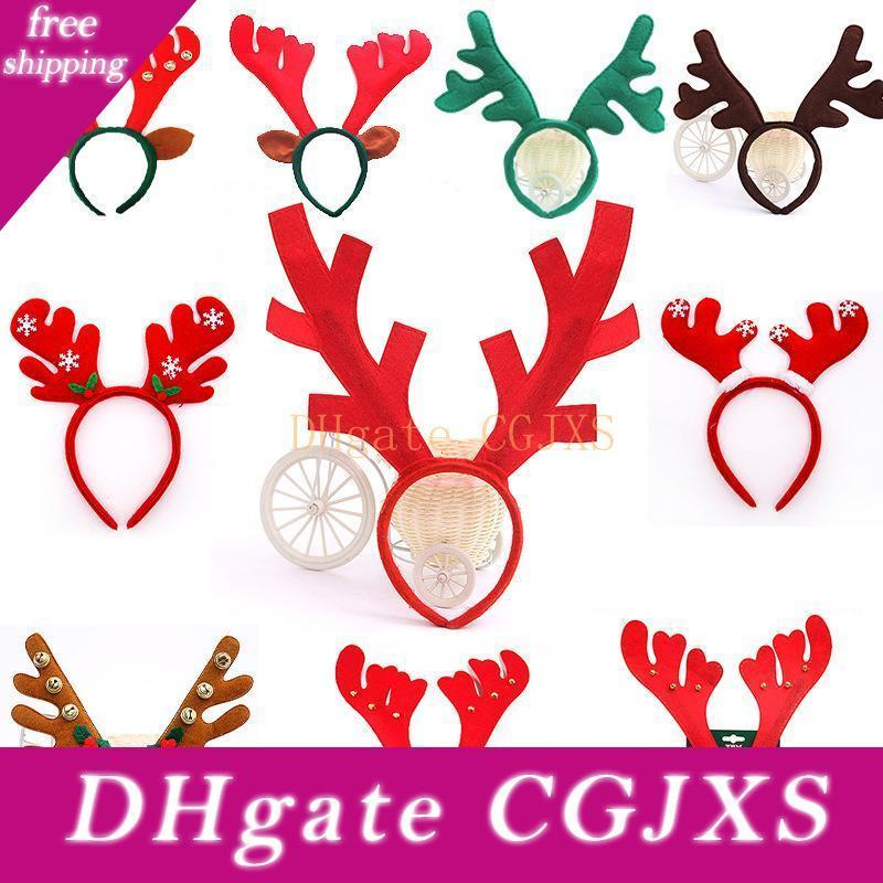 Wholesale Reindeer Antlers Ears On Halloween Buy Cheap In Bulk From China Suppliers With Coupon Dhgate Com