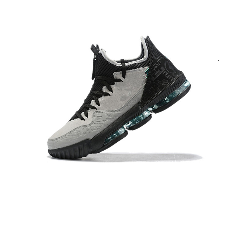 2020 release of new products and new varieties of Equal Away black mixed men's shoes 16S outdoor leisure sports basketball shoes