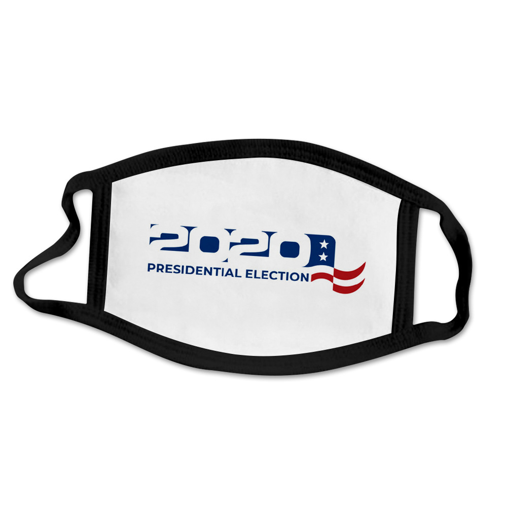 DHL Shipping 2020 Election Trump Cotton Mask Keep America Great Again Cosplay Party Face Masks Anti Dust Pollution Mouth Cover
