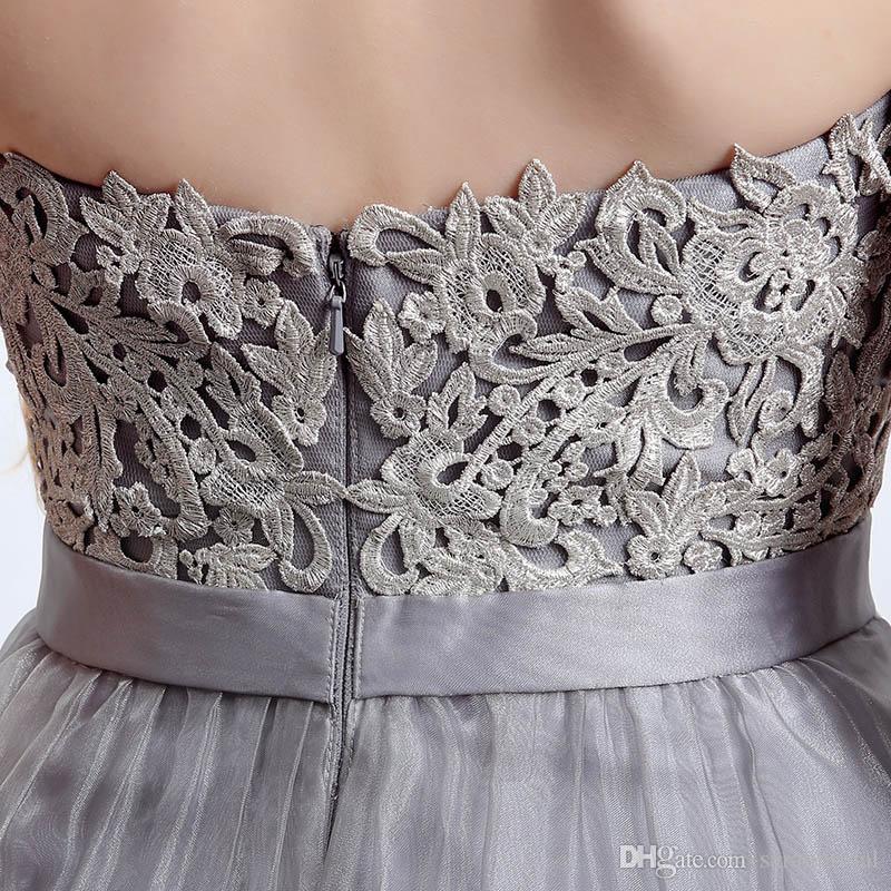 2019 Sweetheart Cocktail celebrity dresses Cheap Bridesmaid plus size elegant Evening Prom Party Dresses short mini evening dressess