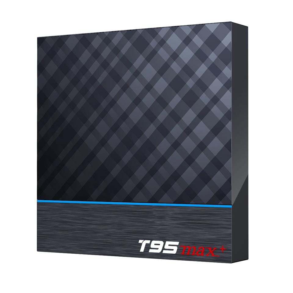 Custom Made T95max+4K 5G Dual WiFi 4GB/64GB S905X3 Quad core Android 9.0 TV Box 4GB/32GB 4GB/64GB