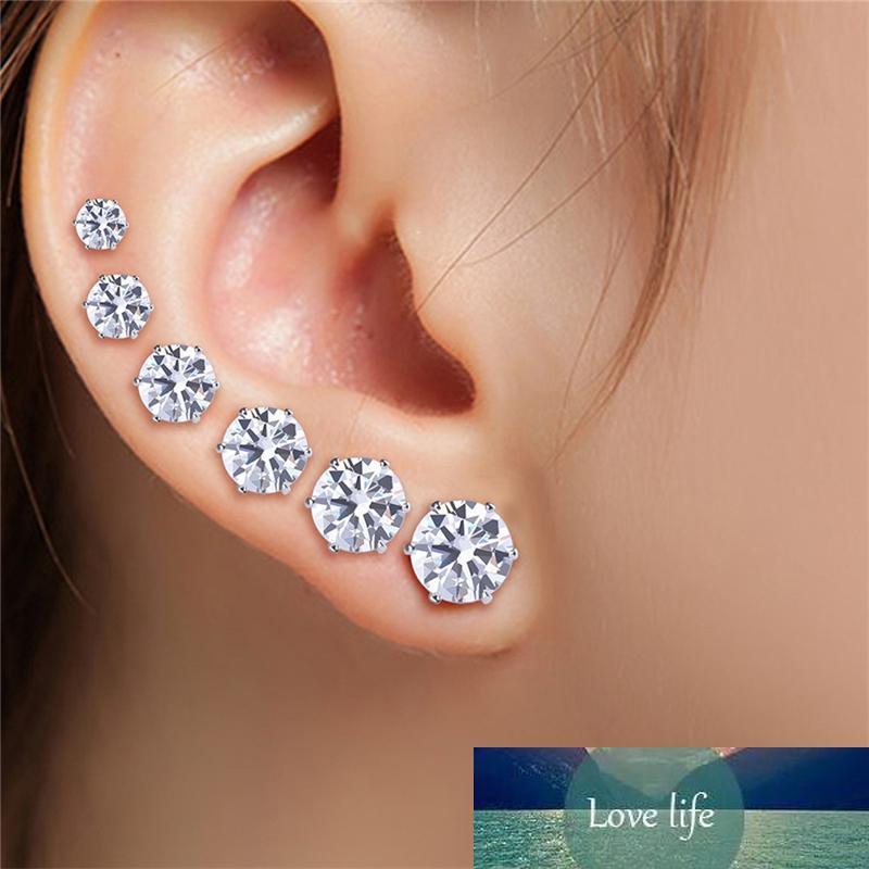 nuevo! Piercing pendiente flexo-espiral Earring cuerno negro dilapidado 8 mm unisex