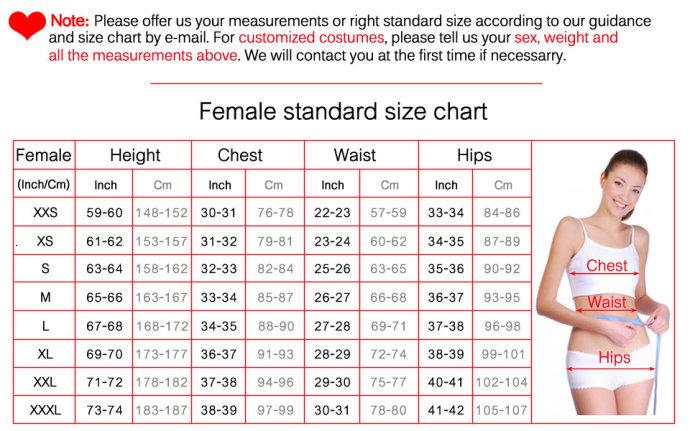 Size<wbr>description