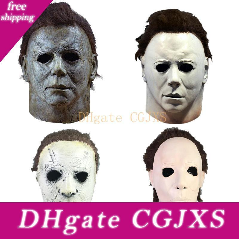 Hot Halloween 2018 Michael Myers Mask Latex Horror Cosplay Scary Props USA FAST