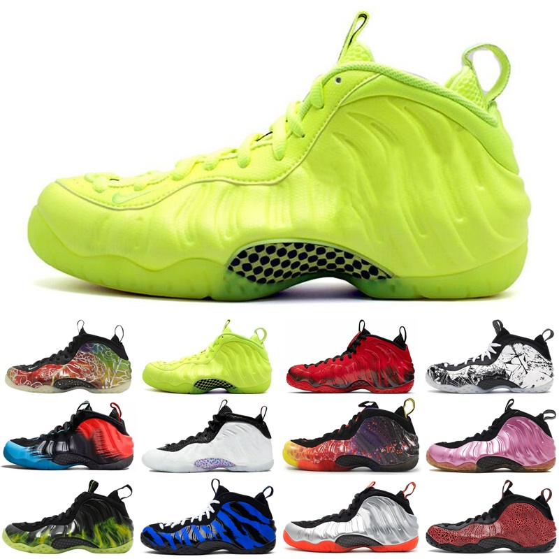 Air Foamposite One Quai 54 NikeH015MNSBSK559506 ...