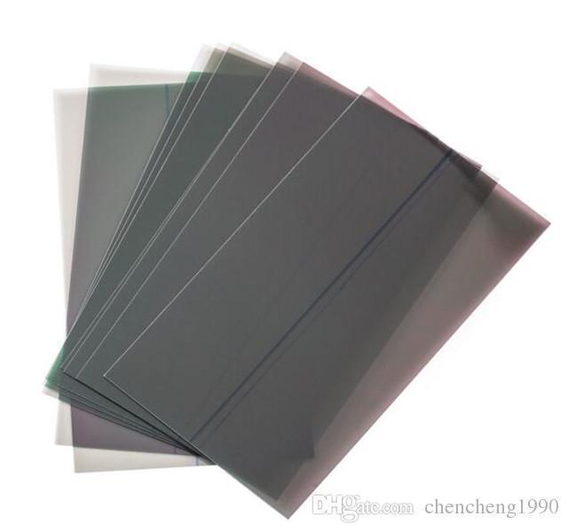 New LCD Polarizer Polarizing Diffusor Film Sheets For iPhone 7 7G 7 Plus 7g 4.7/5.5