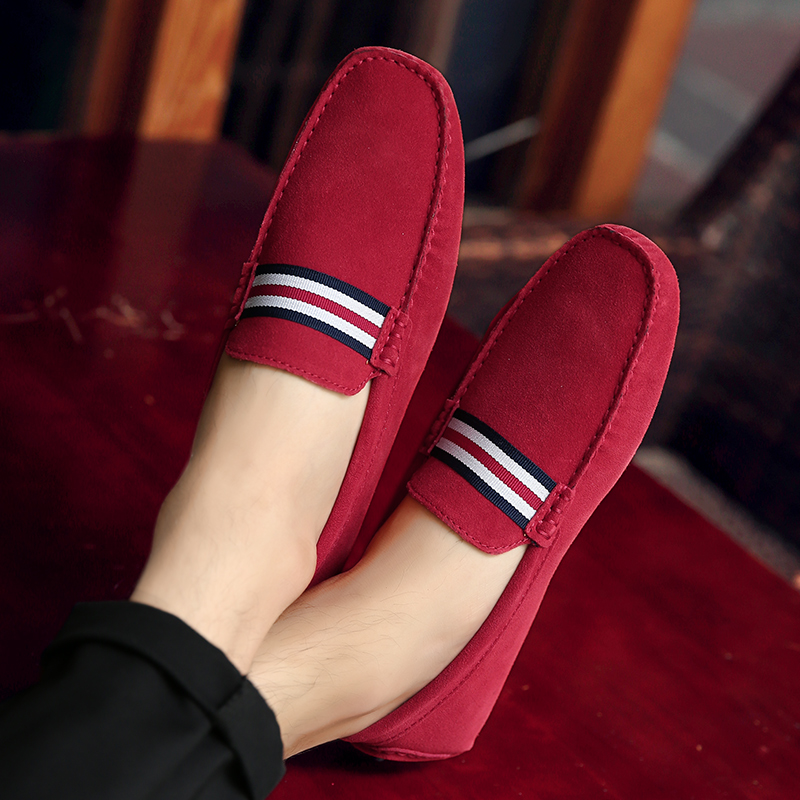 Latest Fashion Men Shoes Hot Sale Casual Shoes Men Stylish Lazy Shoes Loafers