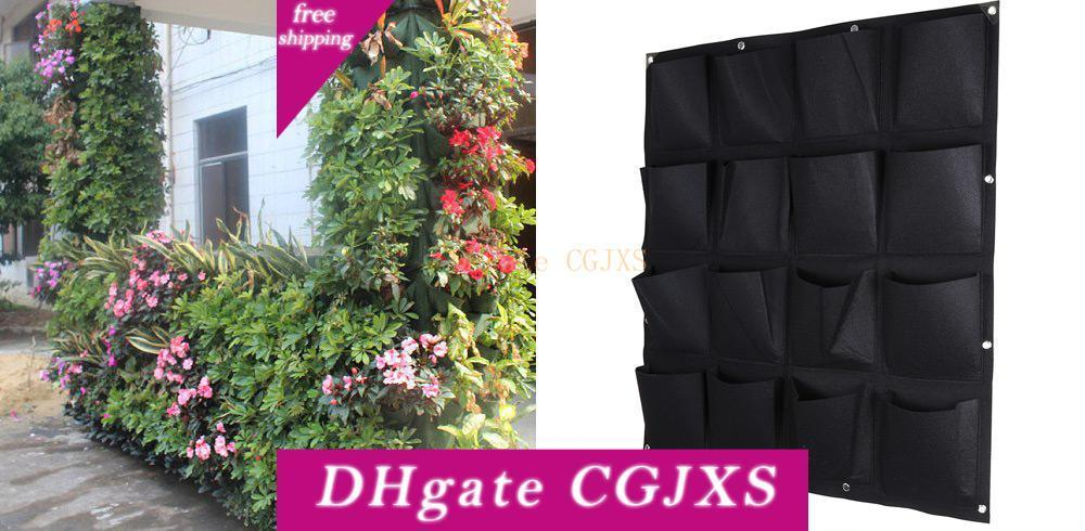 Wholesale Vertical Garden Pockets Buy Cheap In Bulk From China Suppliers With Coupon Dhgate Com