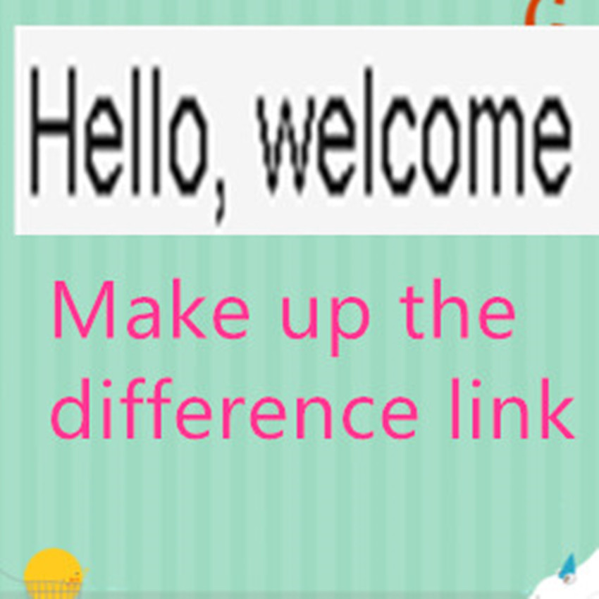 Hello, friend! Buy socks Easy link to pay for orders . Make up the difference 888