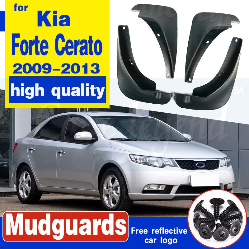 Muchkey no dril car mud Flaps for Hyundai Elantra 2011 2012 2013 2014 2015 2016 Sedan Splash Front and Rear Guards 4pcs//Set