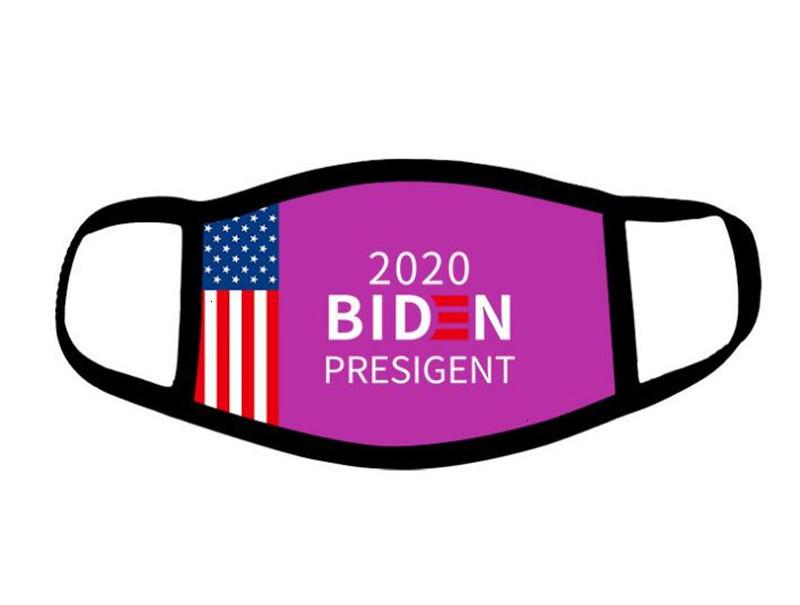 Donald Trump Face Mask 2020 US Election Supplies Make America Great Again Mask Biden Print Dustproof Masks DA645