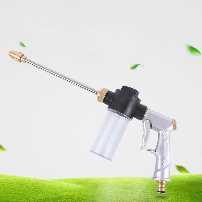rociador de Herramienta de Limpieza de Vidrio 4 tama/ños Disponibles 72cm para Limpieza de jard/ín de autom/óviles KAIXINJIUAO88 Pistola de Agua de Alta presi/ón pulverizador de Chorro
