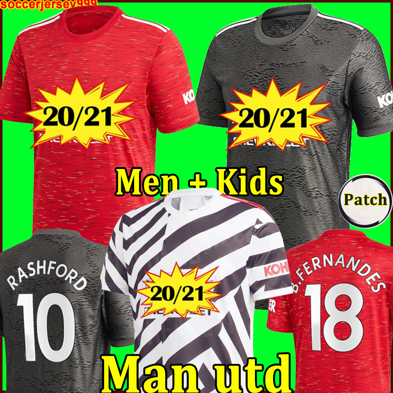 Wholesale Best Man Utd Kits For Single S Day Sales 2020 From Dhgate