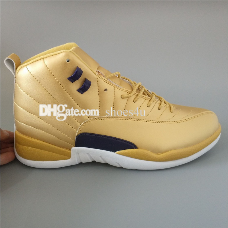 air 12 Mens Basketball Shoes 12 12s TAXI Playoff BLAck Flu Game Cherry 12s XII Men Sneakers boots