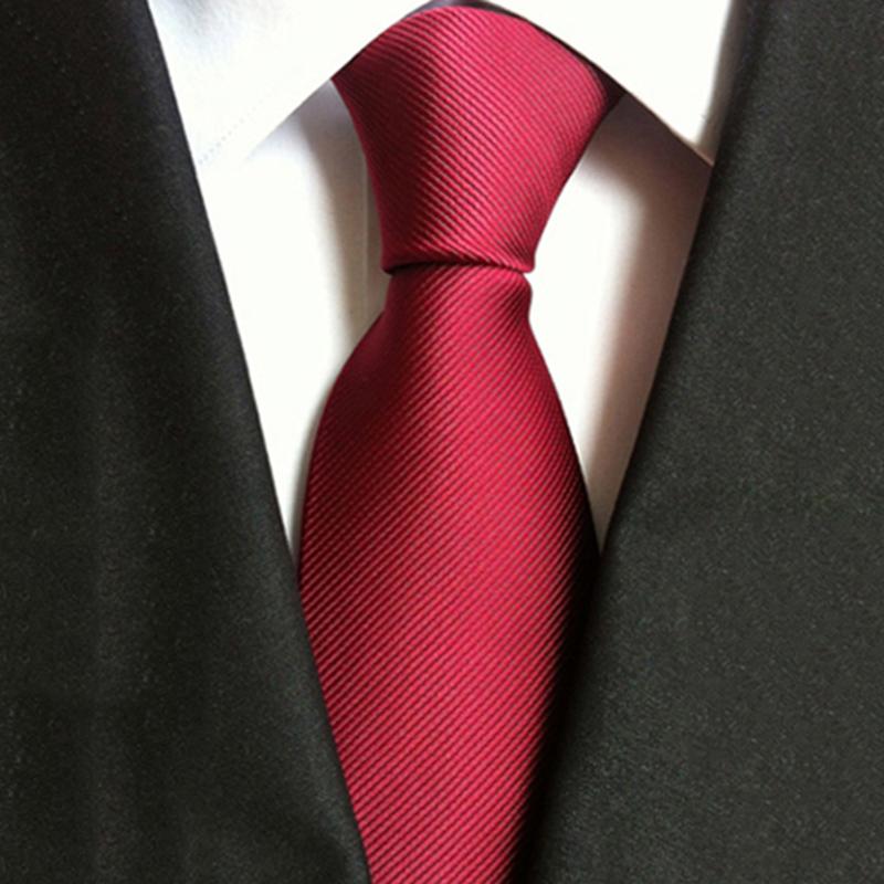 INWANZI Classic Stylish Necktie Boys Children Polka Dot Pink Tie for Wedding Party Graduation
