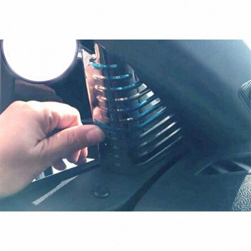 4pcs SLONGK Accessoires de Garniture de Serrure de Porte int/érieure de Voiture de Chrome de Style de Fibre de Carbone ABS de Voiture int/érieur pour BMW 5 s/éries G30 2017 2018 2019