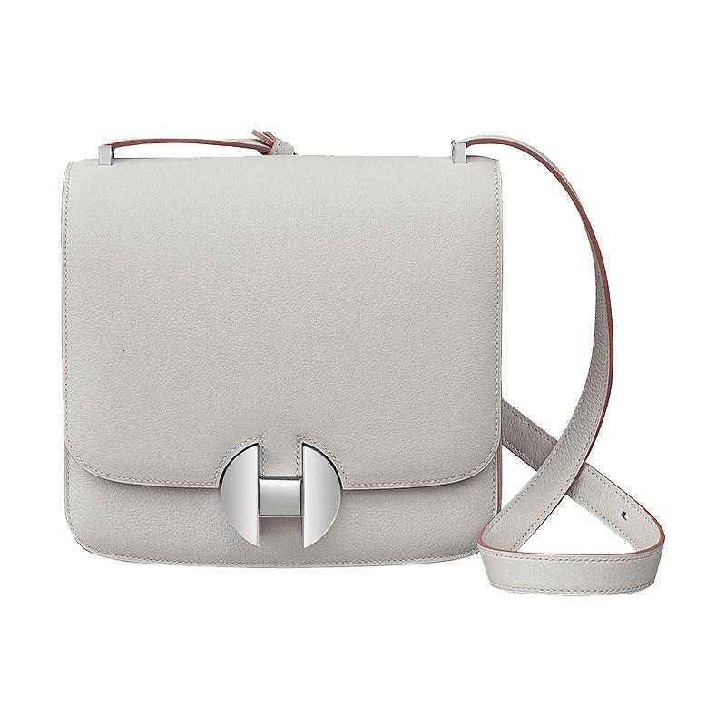 /   2002 - 20 Shoulder Bag Pearl Grey H075133CK80-BA11