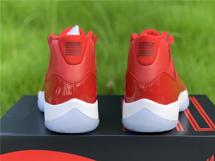 Wholesale with box New 11s Gym red XI men high basketball shoes outdoor trainers top quality size 7-13